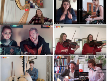 Live Music Now at Home – Free Live Music Resources for Care Homes