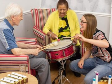 Why it's worth striking the right note for people with dementia