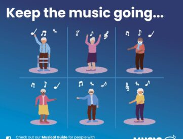 Musical Guide helps to beat isolation blues