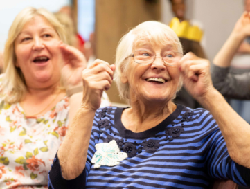 Additional funding for Alzheimer's Society's Singing for the Brain groups