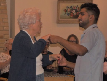 Bedford care home tackling dementia with music therapy