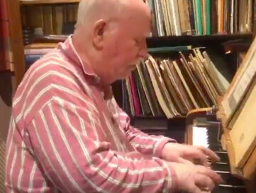 Ex-music teacher with dementia releases charity single inspired by four notes