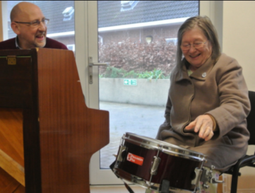 Music therapy at Mountbatten Music