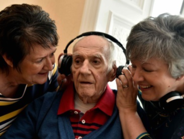 Music is 'powerful but under-used tool' for people with dementia