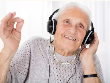 Why prescribing playlists for people with dementia is on the money