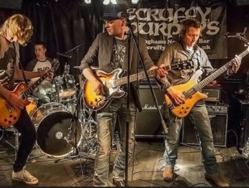 Dementia awareness festival has massive line-up of punk and rock