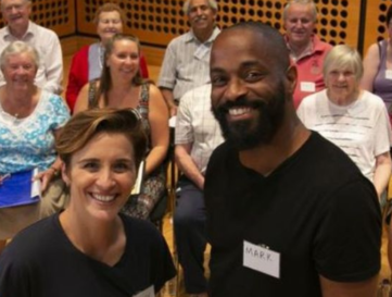Our Dementia Choir with Vicky McClure: memories of late Nonna