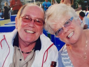 Manchester couple say virtual singing sessions have lifted their spirits during lockdown
