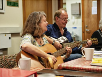 Kirrie music project gets a £7,000 boost
