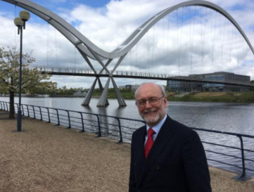 Stockton MP campaigns for music support for those with dementia